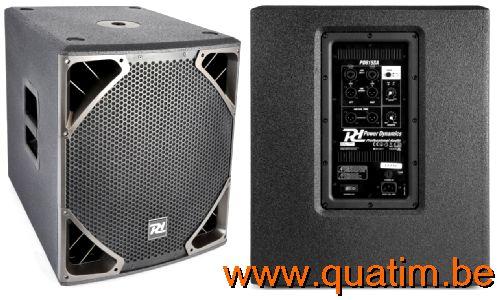 SkyTec SPJ-1200A Hi-End Actieve Speaker 12
