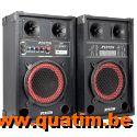 Fenton SPB-8 PA Actieve Speakerset 8